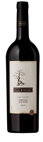Guenoc Meritage Red Lake County